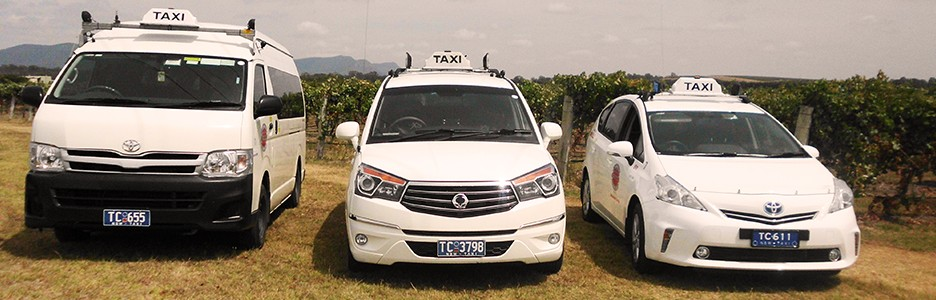 Hunter Valley taxis